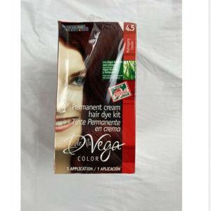 Hair Dye Kit Tinte en Crema 3 Packetes Lot Of 3